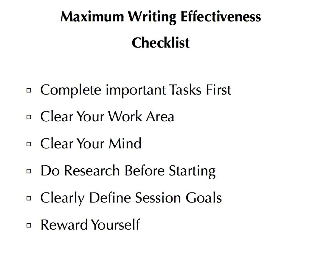 checklist of the four steps in writing an effective essay How to avoid plagiarism 6 ways to avoid plagiarism in follow some simple steps while writing your citing is one of the effective ways to avoid plagiarism.