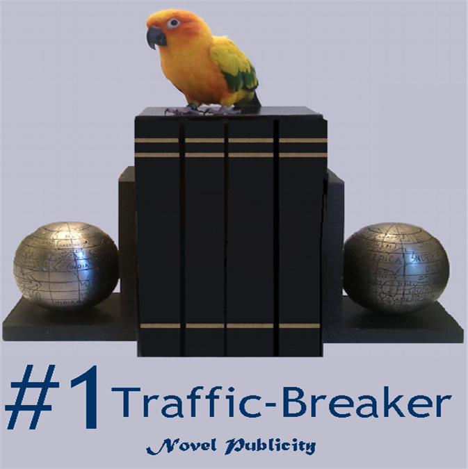 First Manuscript Receives Traffic-Breaker Award