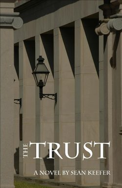 The Trust - Book Cover