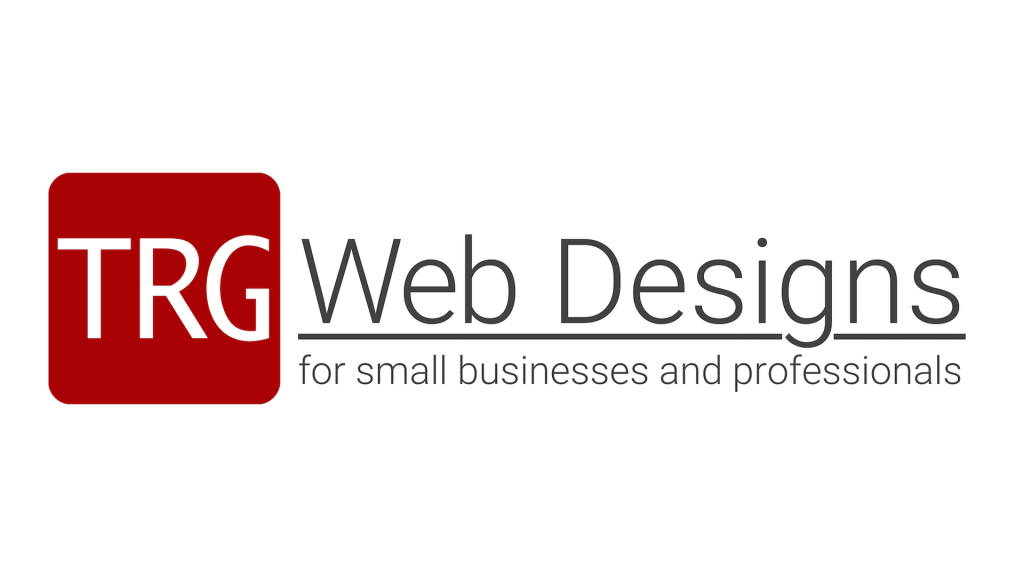 TRG Web Designs Logo